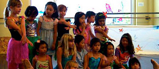 Dance Theatre International - San Jose Ballet School Summer Workshops