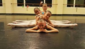 Preschool Dance Class at DTI San Jose CA