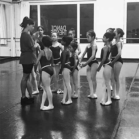 Take ballet class online